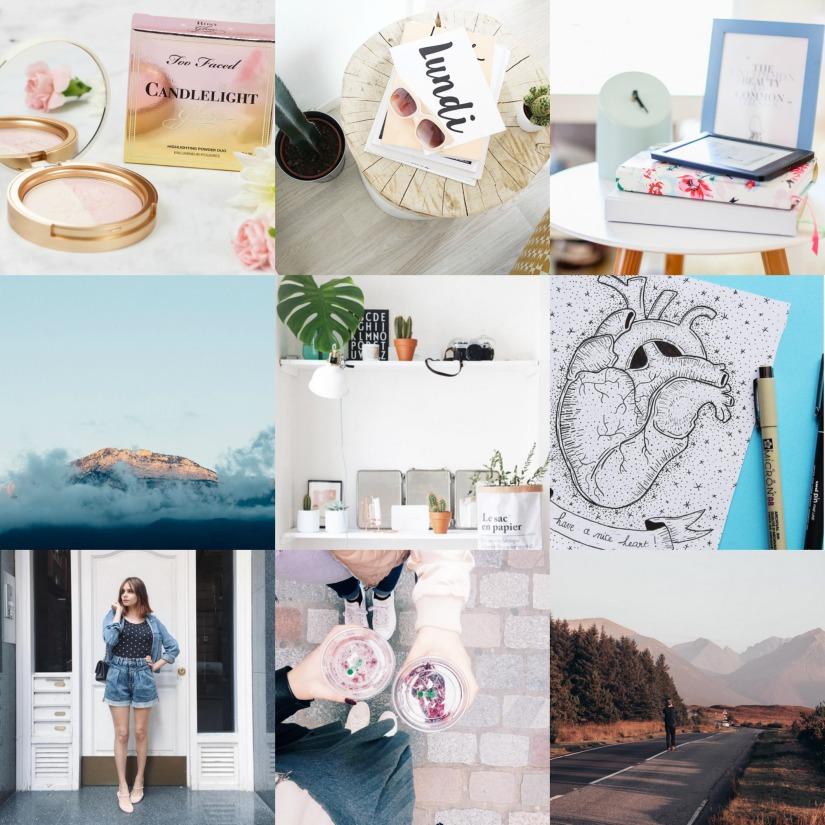 Les blogs et comptes Instagram qui m'inspirent #01