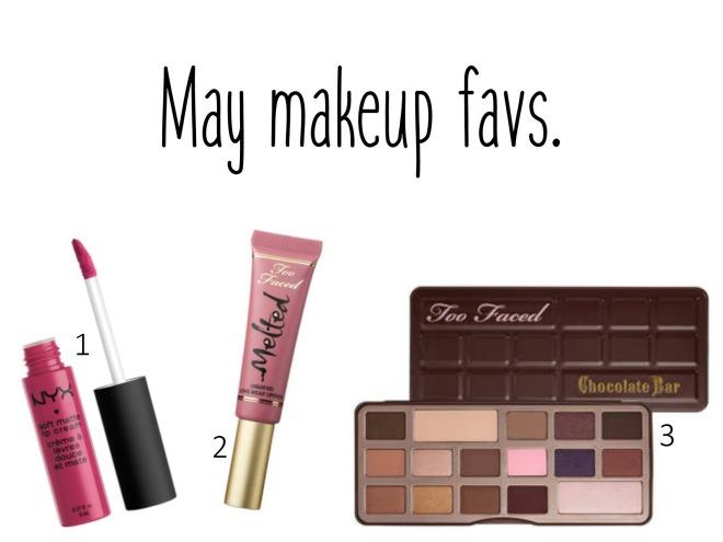 may-makeup-favs